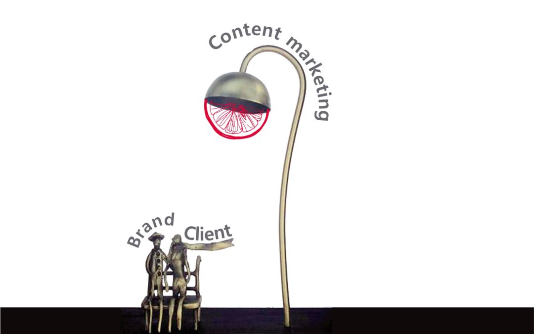 Contentul menține focul pasiunii în relația brand-client